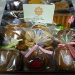 菓子工房 ササンボン - 2013.06 頂いた焼き菓子詰め合わせ@3,000ほどかな?
