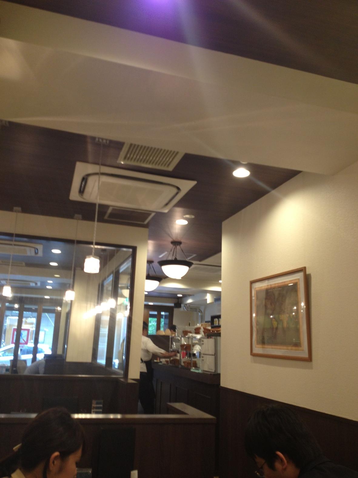 ポティエコーヒー 八丁堀店