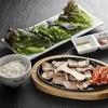 にっこりマッコリ - 料理写真:お得!サムギョプサルセット