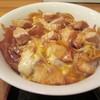 来夢館 - 料理写真:親子丼(普通盛り)アップ
