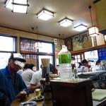島田屋 - まだ日が明るいにも関わらず、このぶん混み状態!