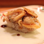 名登利寿司 - 煮あさり (愛知)