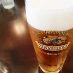 IMAMURA KITCHEN ILCUORE - 生ビール