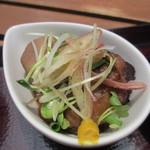 神楽坂 茶寮 - やわらか豚と里芋の角煮