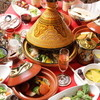 モロッコ タジンや - 料理写真:ユニークでエキゾチックなパーティーを!