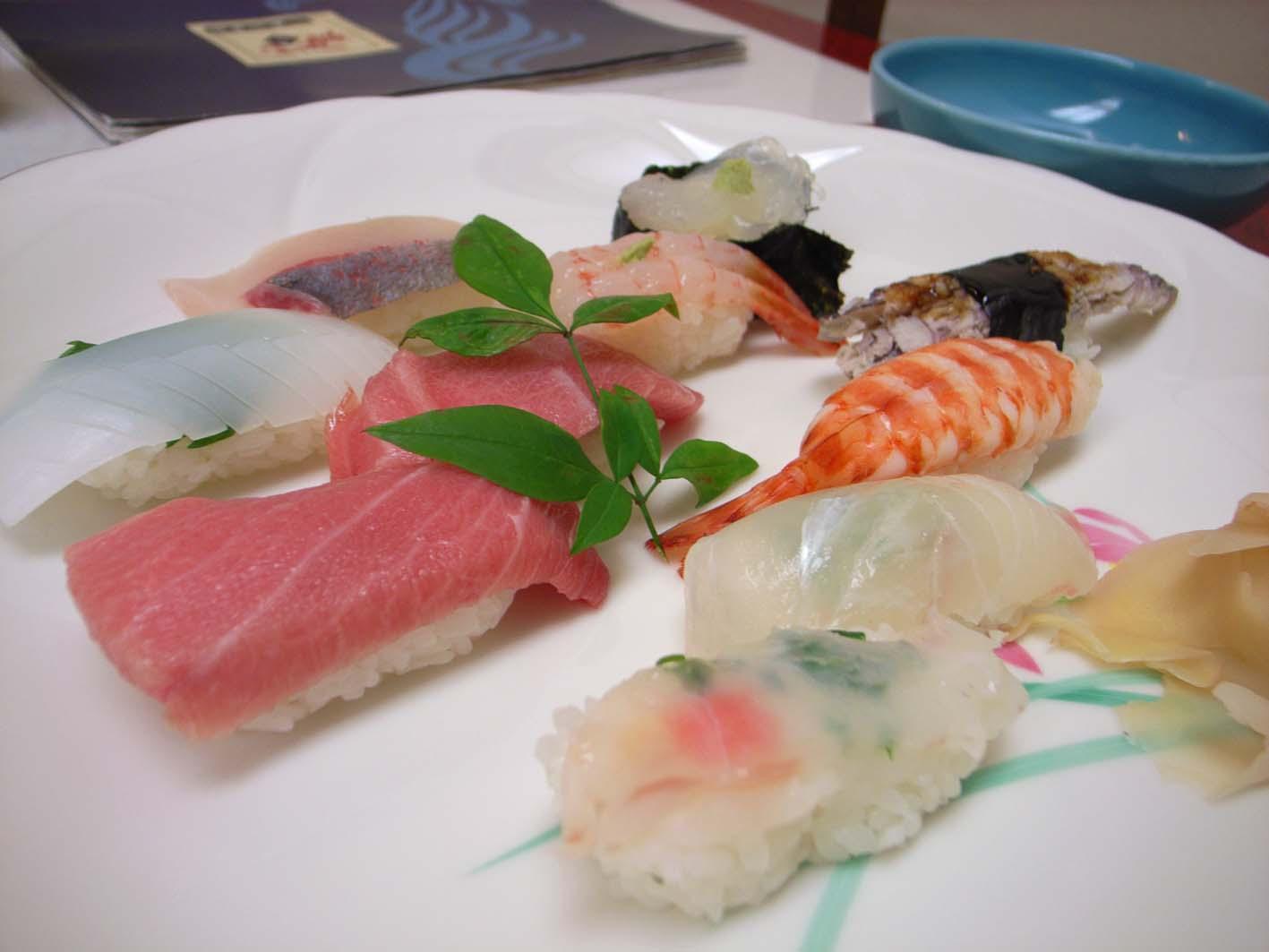 江戸銀寿司割烹