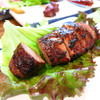 とん吉 - 料理写真:レバーの網焼き
