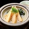 旬味 いやさか - 料理写真:だしの効いたやさしい味わい『若竹煮』