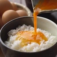 くし家 串猿 - こだわり卵のTKG