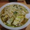 正楽 - 料理写真:500円野菜ラーメン