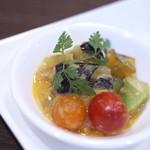 中国酒家 大三元 - 前菜(ぜんさい)、菜蔬(あをもの)