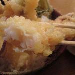 活魚料理 魚榮 - エビもしっかり太くてぷりっぷり♪