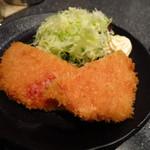 きしや - ハムカツ360円