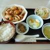 ファミリーレストラン - 料理写真:阿波尾鶏甘酢セット