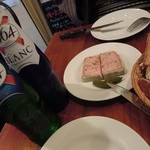 SOT L'Y LAISSE - フランスのビールとパテ