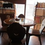 キイトス茶房 - 店内