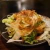 Houzenjiyokochouyakizen - 料理写真:1980円のセットのサラダ