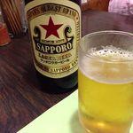 川名 - サッポロラガー(赤星)