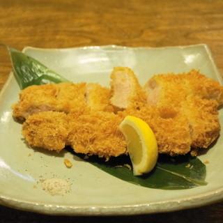 塩梅 - 料理写真:特上ロースカツ定食(2,100円)のロースカツ