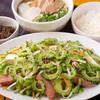 与那原家 駒吉 - 料理写真:ゴーヤチャンプルー定食