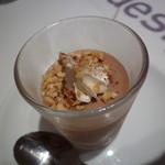 フィアットカフェ - チョコムース