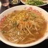 見沼天然温泉 小春日和 御食事処 倉 - 料理写真:味噌ラーメン480円