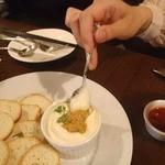ワイン酒場 GETABAKI gen - うにのクリームチーズディップ