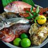 空の心 - 料理写真:ピッチピチの生きている魚をさばいてご提供いたします!