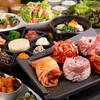 金達莱 - 料理写真:お得サムギョプサル付コース料理!