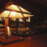 LAGOON CAFE - 店内カウンター