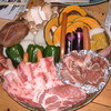黒船亭 - 料理写真:海鮮やお肉がたっぷり食べられます!