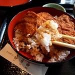 喜多呂 - ソースがかかったご飯