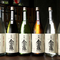 岡村本家直送「金亀」日本酒飲み比べ3種