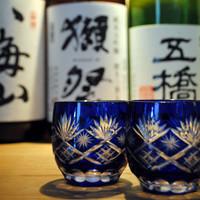 《日本酒専門店》「ぬる燗」がオススメなんです!