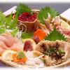 地どり屋 寺師 - 料理写真:刺身5点盛り!新鮮な地鶏肉は刺身で味わって下さい♪