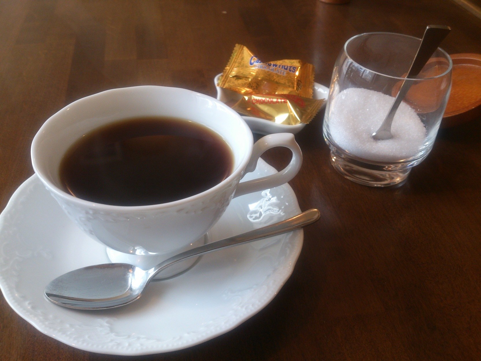 コーヒーハウスクッキー