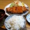 かわじ - 料理写真:ロースカツ定食