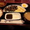 牛一 - 料理写真:サイコロステーキ定食1350円
