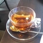 リビエラカフェ グリーンスタイル - セットの紅茶