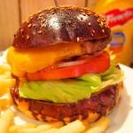 ハングリーヘブン - 料理写真:『ハングリーヘブンチーズ』