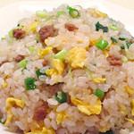 チャーハン炒王 - 【定番メニュー】「チャーハン」 定番中の定番チャーハン、外さない味!