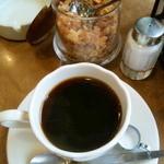 珈琲館ロイヤル - セット:ブレンドコーヒー