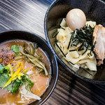 志奈そば 田なか - 太い麺が特徴のつけ麺☆