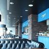 エアポートキッチン - 内観写真:ソファー席でのお食事、ご休憩も♪