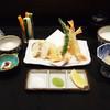 芦屋天がゆ - 料理写真:桃乃献立 1,620円(税別) 本格板場天麩羅をリーズナブルに。揚げたてをお楽しみください。