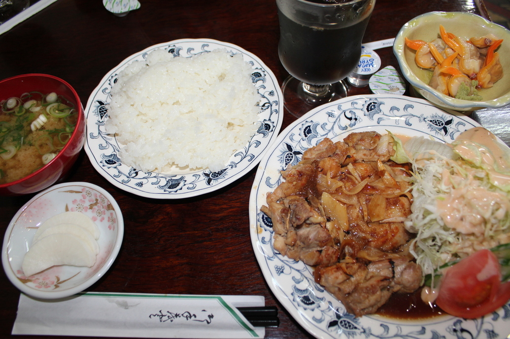 レストラン喫茶パピヨン