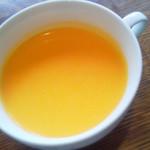 アルビソーラ - マンマ セットスープ 人参の冷製スープ