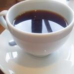アルビソーラ - セットドリンク コーヒー