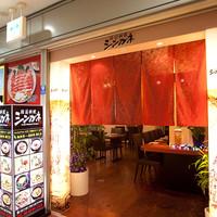韓国料理 シンガネ - 大阪第四ビルの地下にありますシンガネ!この店前が、目印です!