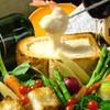 ちーず屋 - 料理写真:ちーず屋名物のチーズフォンデュ